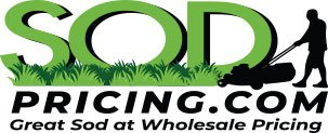 SodPricing.com – Wholesale Sod Prices Logo